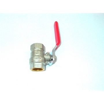 Ball valve with handle - 1/2 ""