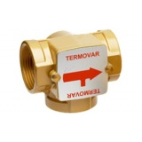 Thermostatic valve Termovar - 72 st. C - 25mm