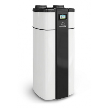 Heat pump air-water Galmet Spectra 200 L with 1 coil
