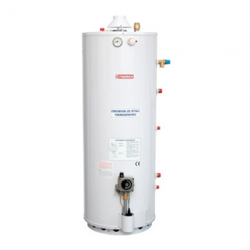 Gas water heater Termica PSW 100 with coil