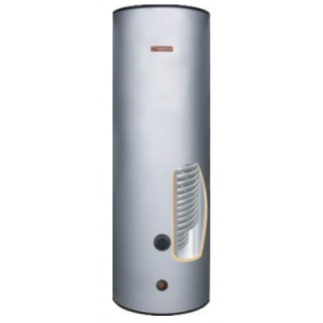 Storage water heater Termica for Heat Pump 520 L with 2 coils