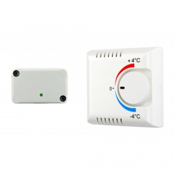 Room temperature controller wireless Estyma CTP-02R