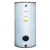 Storage water heater Termica W2W 200 L economy with 2 coils