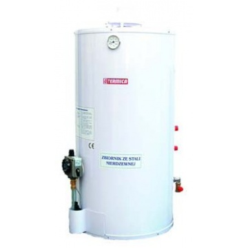 Gas water heater Termica P 120 liters hanging - Central heating ...