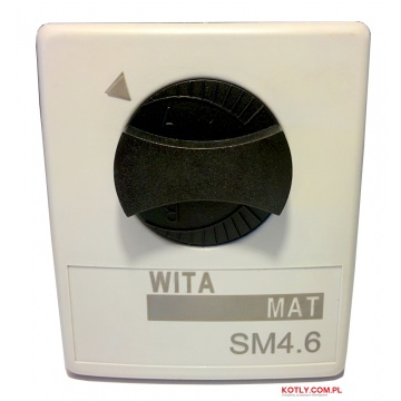 Actuator   WITA SM 4 - 230V-150sek.- 6Nm for Minimix DN 20-32mm