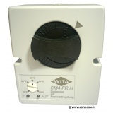 Actuator with an easy steering (potentiometer) WITA SM 4 FR - 150sek.-10Nm for Minimix DN 20-50mm