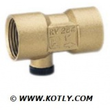 "Anti-pollution non-return valve HONEYWELL - 1/2"" (15 mm)"