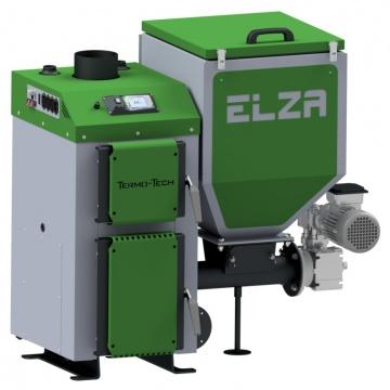 Kocioł na ekogroszek Termo-Tech ELZA