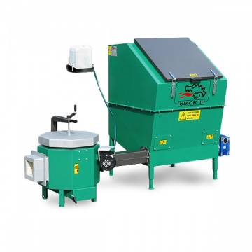 Automatic stoker APSB SMOK GC with ceramic burner  50 kW - for wet biomass