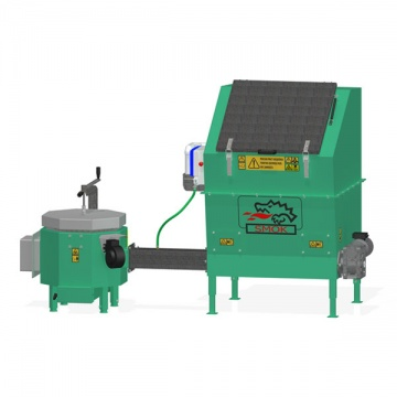 Automatic stoker APSB SMOK GC with ceramic burner 100 kW - for wet biomass