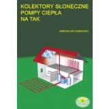 Book about solar systems and heat pumps in Polish by Miroslaw Zawadzki