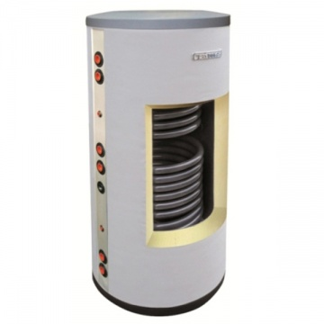 Water heater GALMET with 2 coils - SGW(S)B 200 L