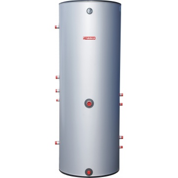 Stainless steel hot water tank Termica WW 400 L with 1 coil