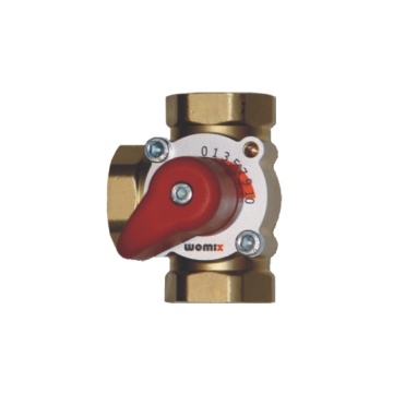 Three-way mixing valve Womix Mix M 3 x 1 1/2 (thread: interior)