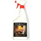 Fireplace glass cleaner PROSAT